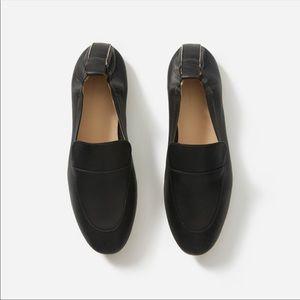 Everlane The Day Loafer Black Slip On Loafers 8.5